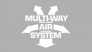Multiway luchtsysteem
